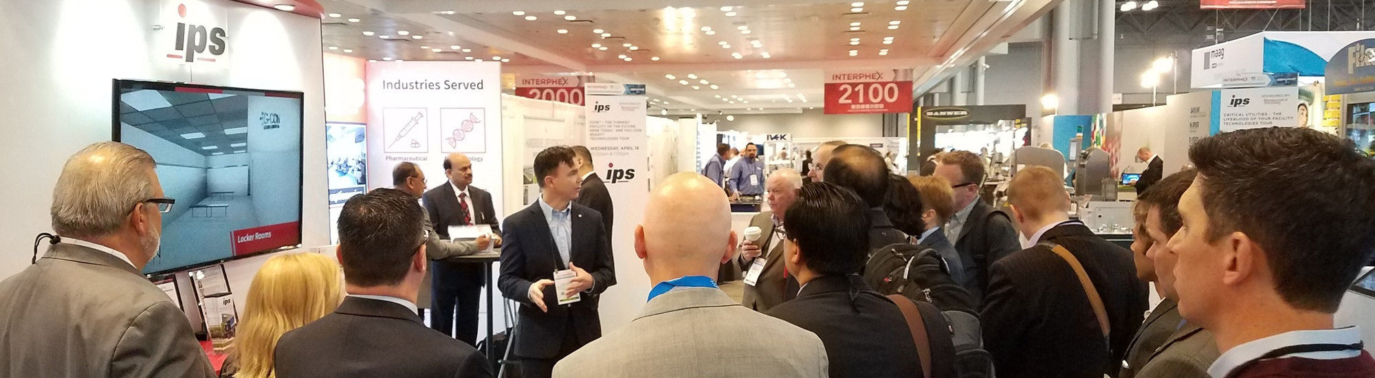 INTERPHEX 2019 - IPS