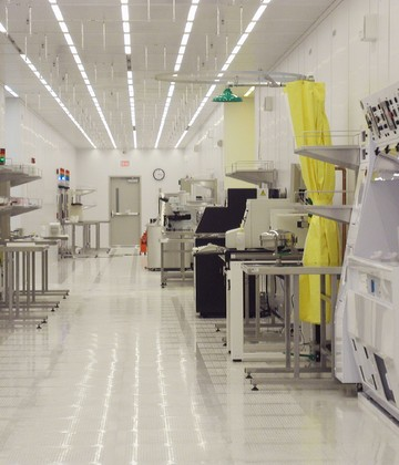 Semiconductor Manufacturing Facility