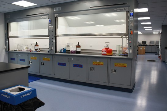 Biosafety Level 2 Laboratory for Animal Health